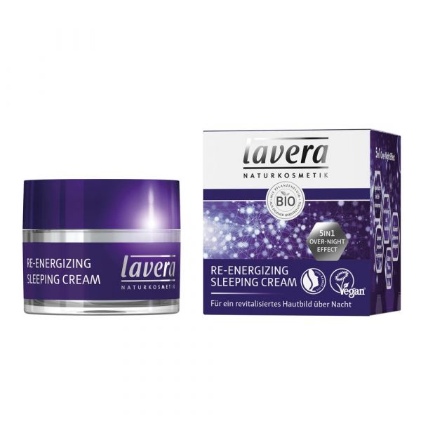 Lavera Re Energizing Sleeping Cream 50ml