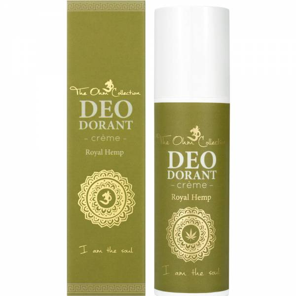 The Ohm Collection Deocreme Royal Hemp