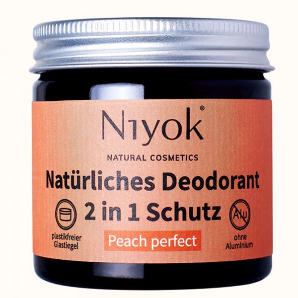 Niyok Deo 2in1 Peach Perfect