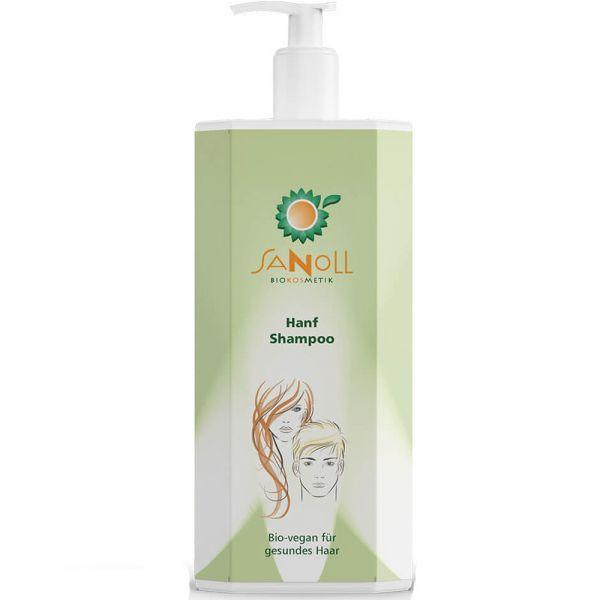 Sanoll Hanf Shampoo 1 Liter