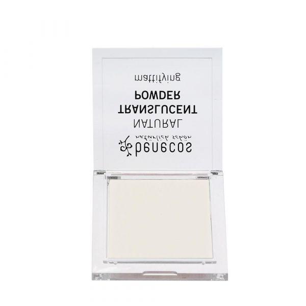 Benecos Translucent Powder mission
