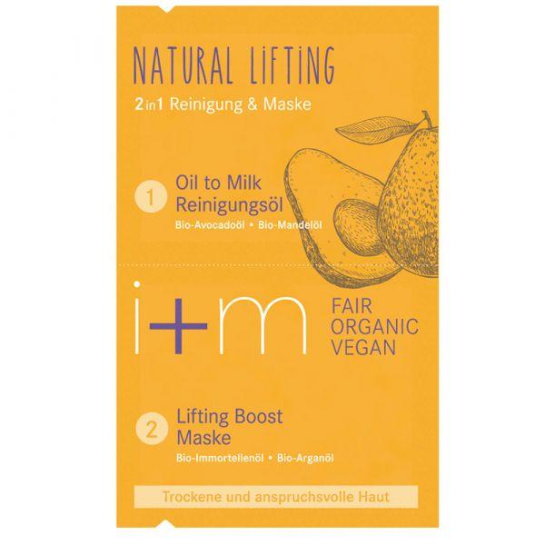 i+m Natural Lifting Maske