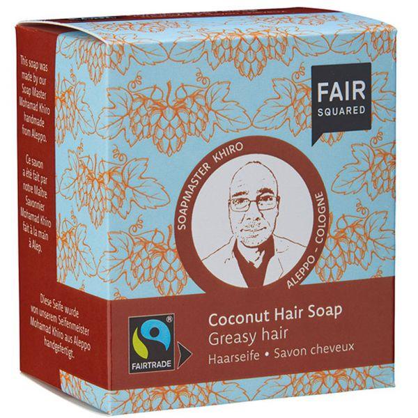 Fair Squared Hair Soap Coconut
