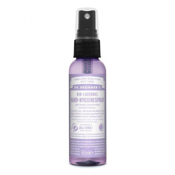Dr. Bronners Hand Hygiene Spray Lavendel