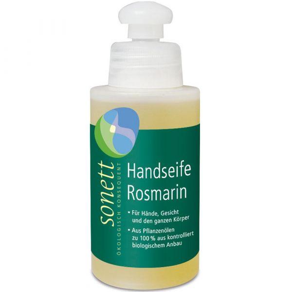 Sonett Handseife Rosmarin 120ml