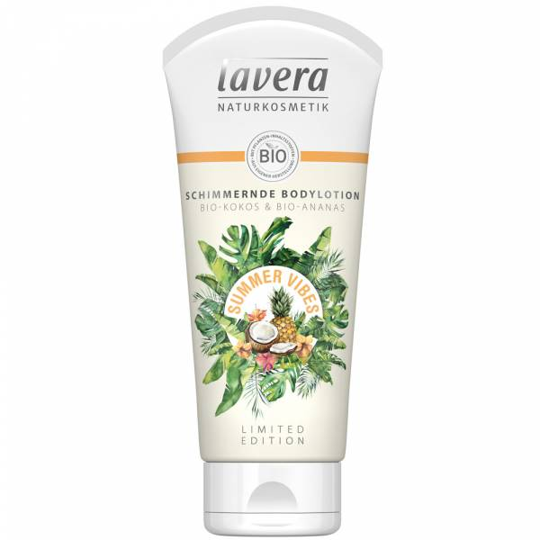 Lavera SUMMER VIBES SCHIMMERNDE BODY LOTION