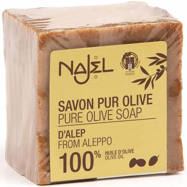 Najel Aleppo-Seife 100% Olivenöl