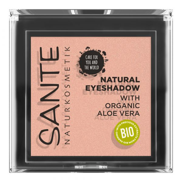 Sante Natural Eyeshadow 01 Pearly Opal