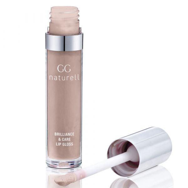 GG naturell Brilliance & Care Lipgloss Nude