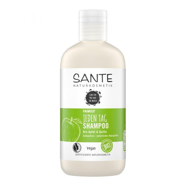 Sante Jeden Tag Shampoo Bio-Apfel & Quitte