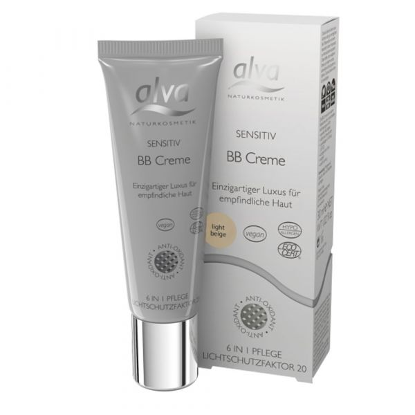 Alva Sensitiv BB Creme light beige
