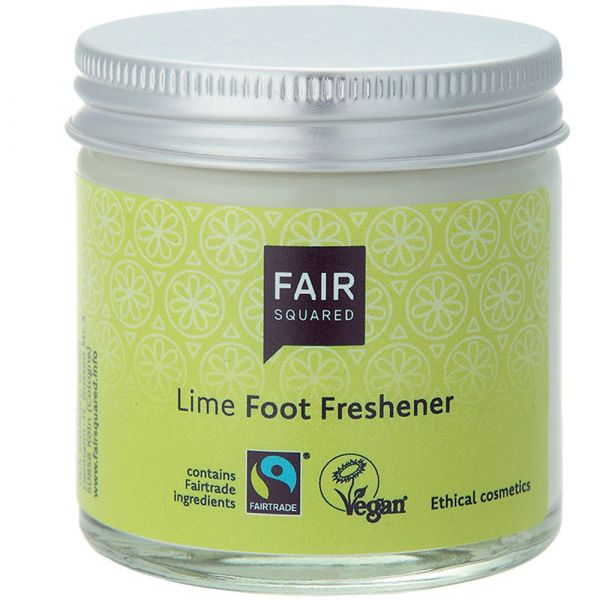 Fair Squared Foot Freshener Lime