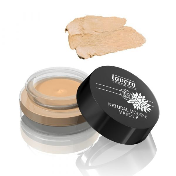 Lavera Natural Mousse Make up Honey 03