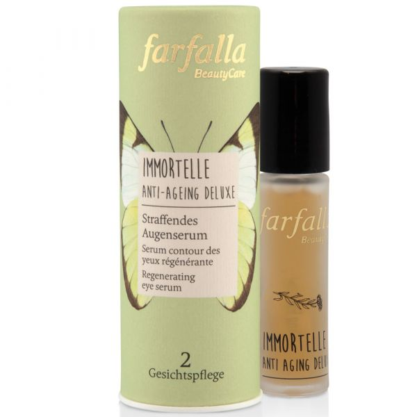 Farfalla Immortelle Anti-Ageing Deluxe Straffendes Augenserum