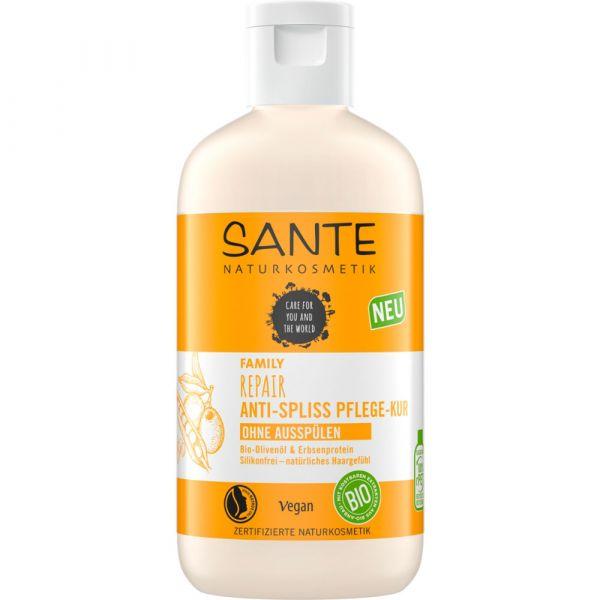 Sante Repair Anti-Spliss Pflege Kur Bio-Olivenöl & Erbsenprotein 200ml