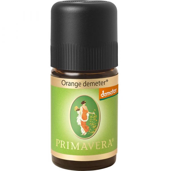 Primavera Orange demeter* 5 ml