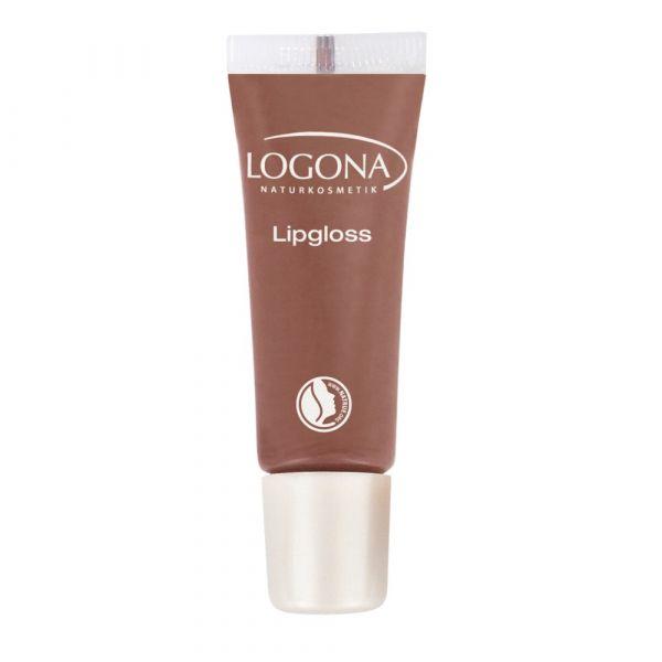Logona Lipgloss No.05 light brown