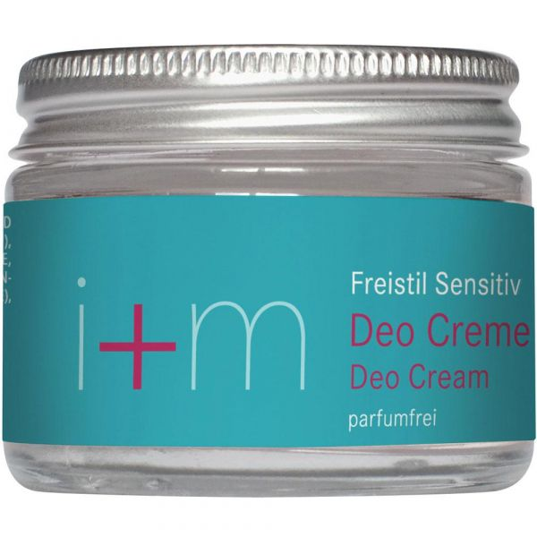 I+M Deo Creme Freistil Sensitiv