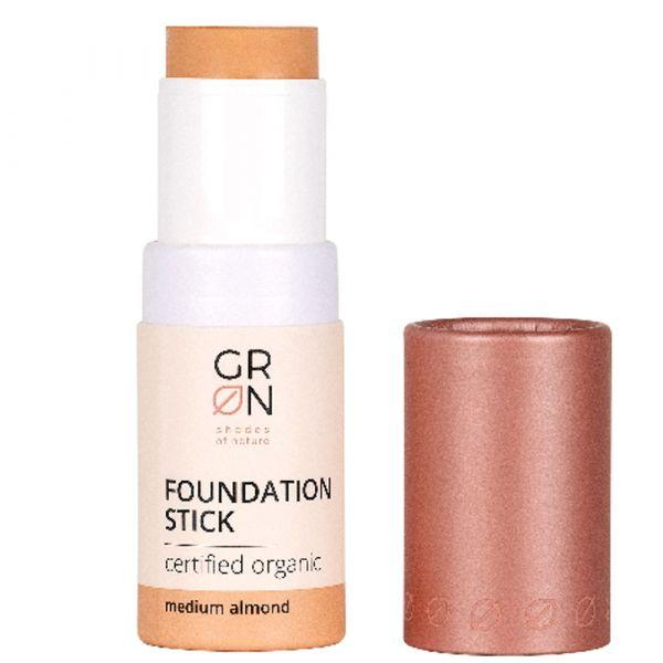 GRN Foundation Stick almond
