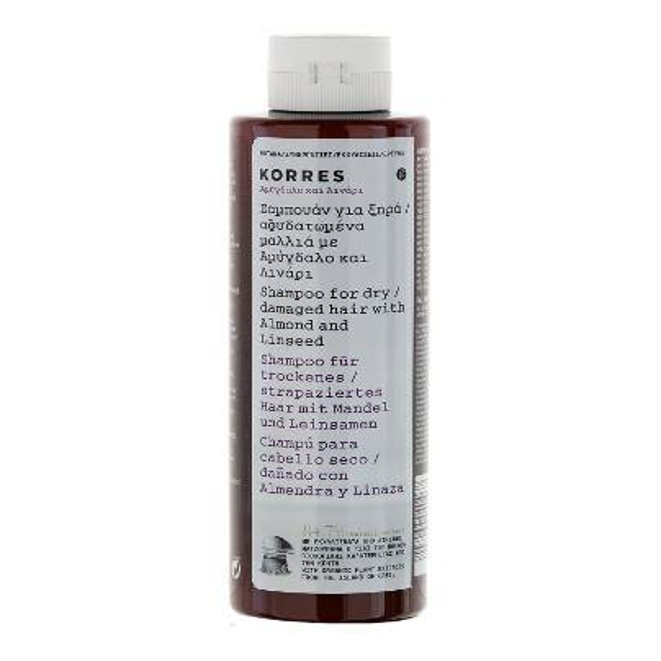 Korres Almond & Linseed Shampoo