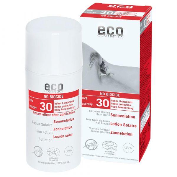 Eco Cosmetics Sonnenlotion LSF 30 mit Mückenschreck