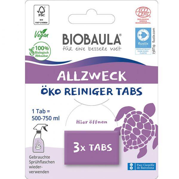 Biobaula Allzweckreiniger Tabs