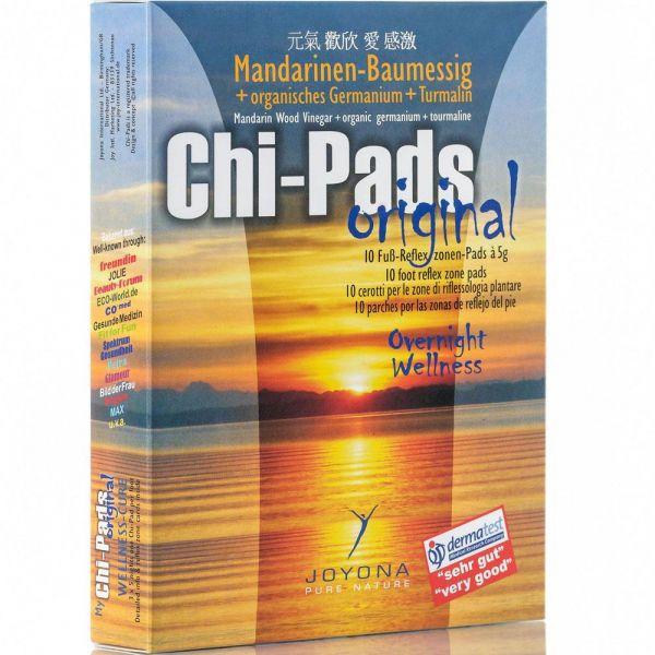 Chi Pads Wellness Pflaster 10 Stück