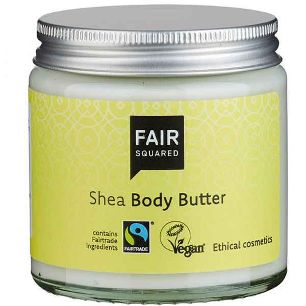 Fair Squared Body Butter Shea