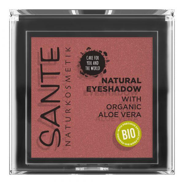 Sante Natural Eyeshadow 02 Sunburst Copper