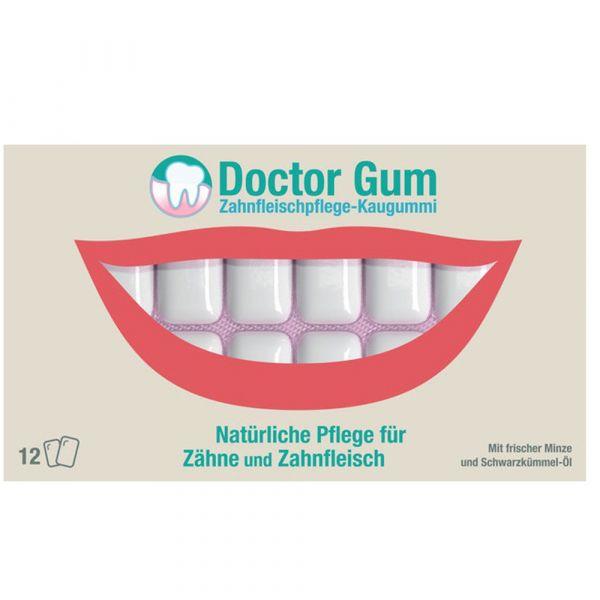 beovita DoctorGum Zahnfleisch Kaugummi