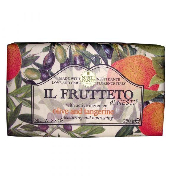 Nesti Dante IL Frutteto Soap Olive & Tangerine