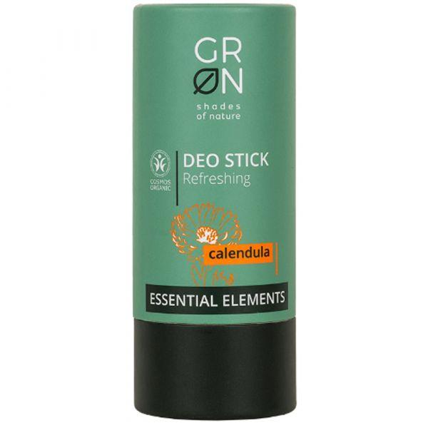 Grön Deo Stick Calendula