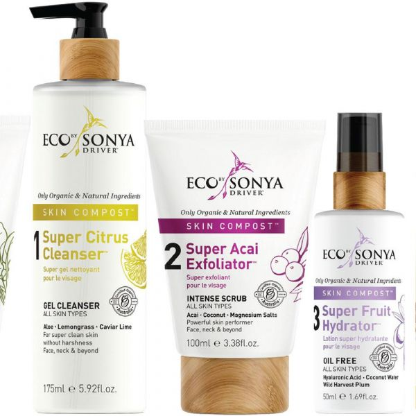 Eco by Sonya Skin Compost Collection Trio 3 Step Pack