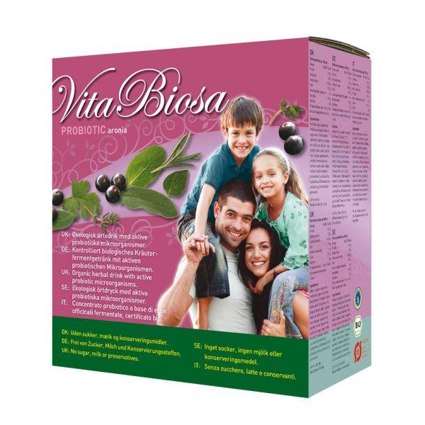 Vita Biosa Kräuter Aronia probiotic 3 Liter