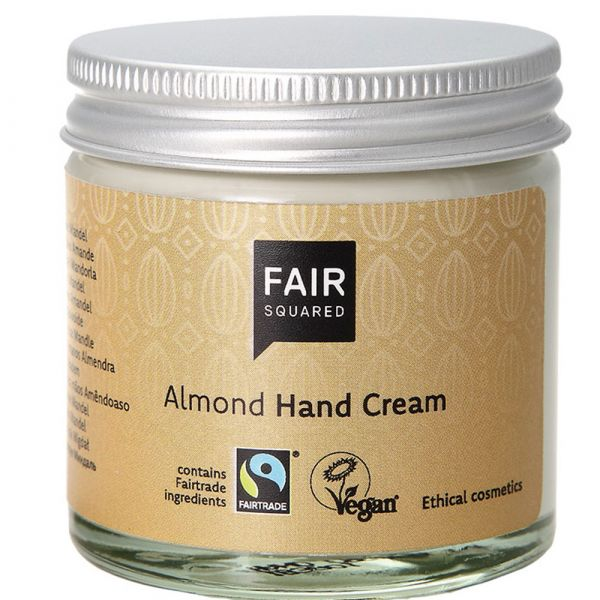 Fair Squared Hand Cream Almond