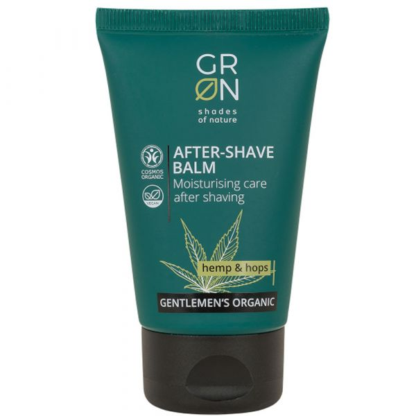 Grön After Shave Balm Hemp & Hop