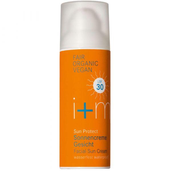 I+M Sun Protect Sonnencreme Gesicht LSF30