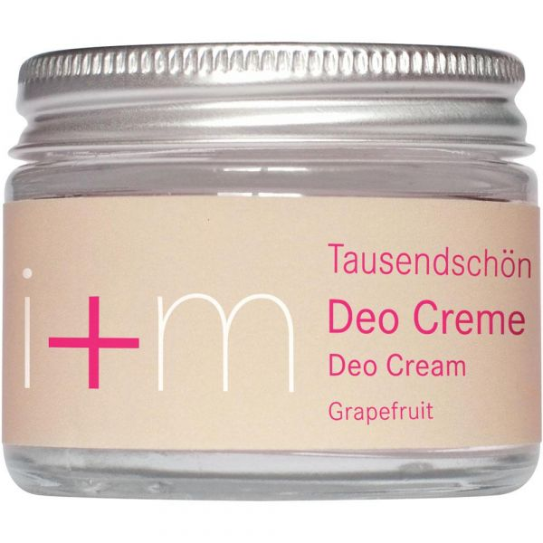 I+M Deo Creme Grapefruit
