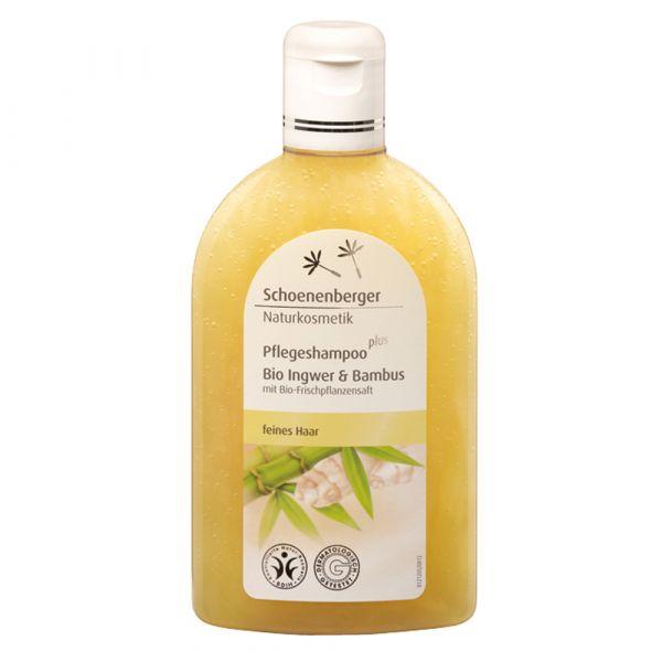 Schoenenberger Shampoo plus Ingwer & Bambus