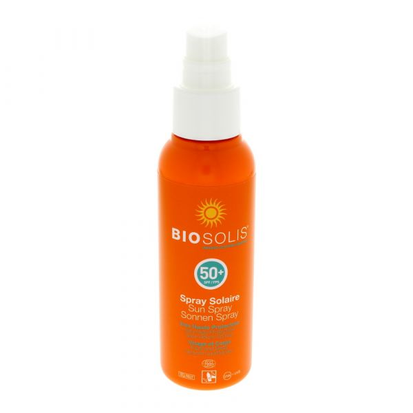 Biosolis Sonnen Spray SPF50+