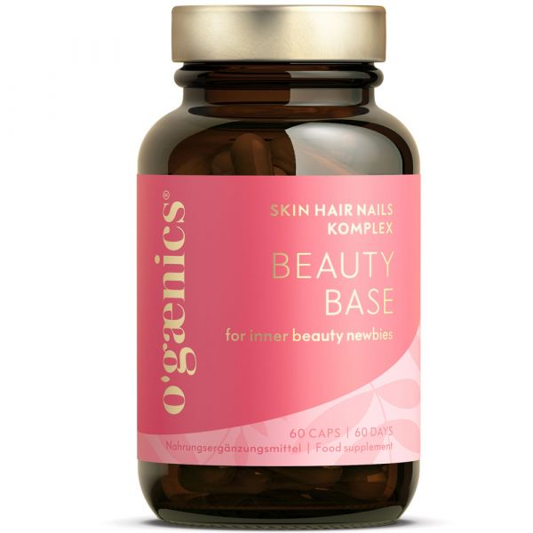 Ogaenics BEAUTY BASE Skin Hair Nails Komplex