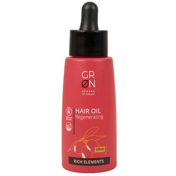 Grön Hair Oil Olive
