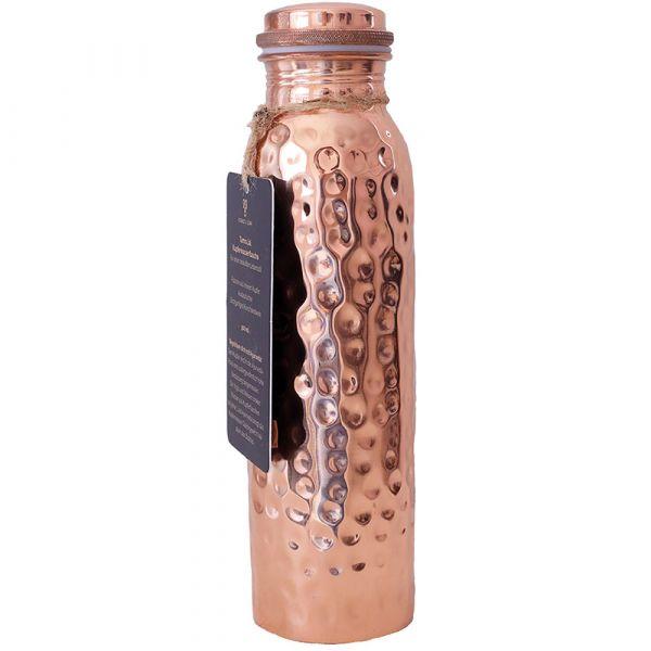 Forrest & Love Kupferflasche gehämmert 0,9 Liter