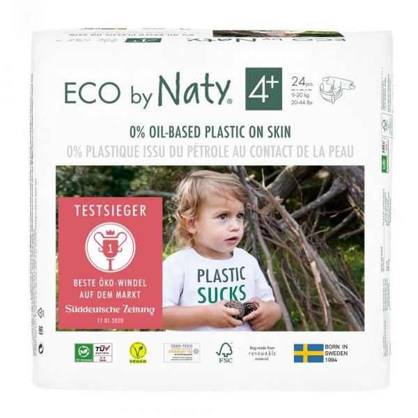 Naty Eco Windel Größe 4+ 9-20 kg