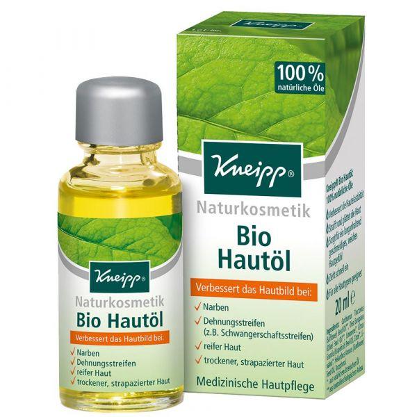 Kneipp Bio Hautöl 20ml
