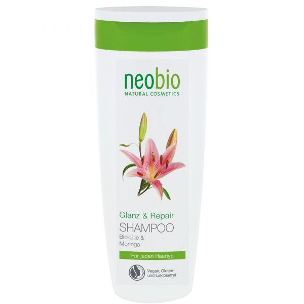 Neobio Shampoo Glanz & Repair