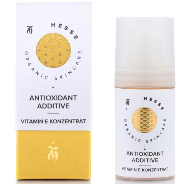 Hesse Organic Skincare ANTIOXIDANT ADDITIVE RICH CONCENTRATE