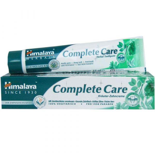 Himalaya Herbals COMPLETE CARE herbal toothpaste Kräuterzahncreme