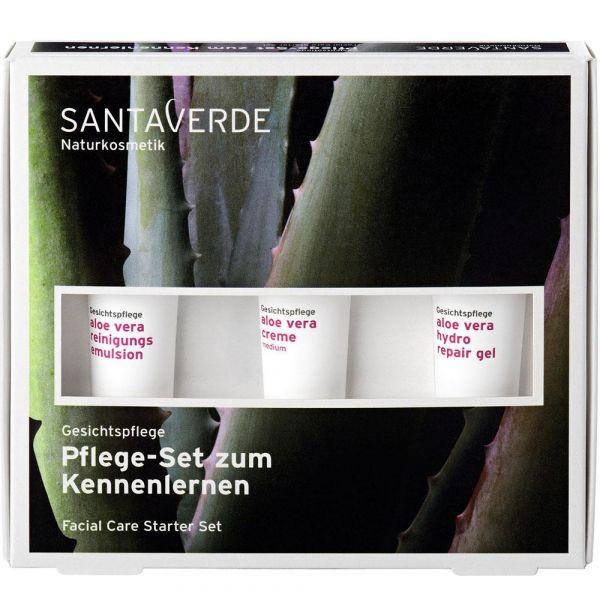 Santaverde Kennlern Pflegeset Aloe Vera