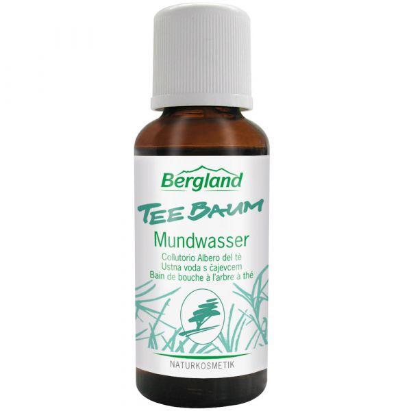 Bergland Teebaum Mundwasser bio